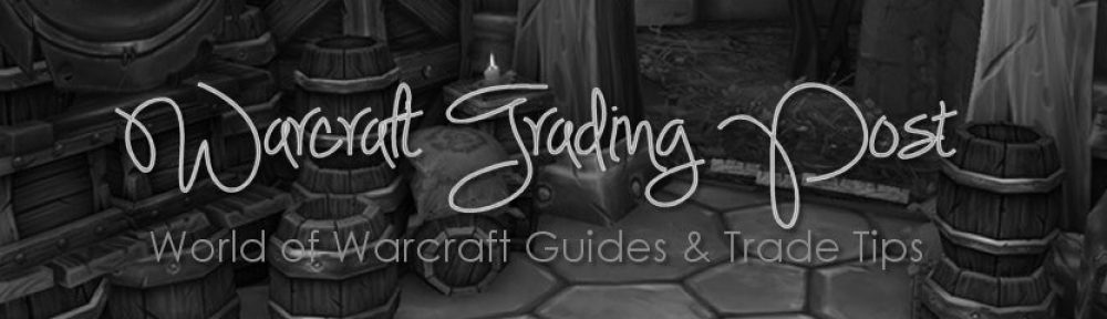 World of Warcraft Guide & Trade Tips